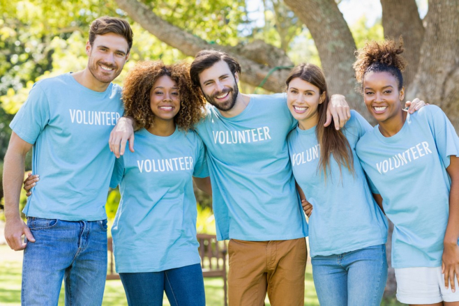 The Astounding Benefits of Volunteering